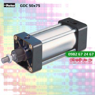 Xy lanh khí nén Parker GDC50x75
