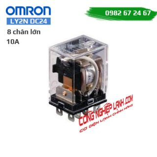 Relay kiếng OMRON LY2N DC24