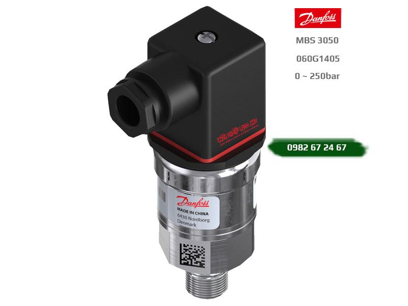 Cảm biến áp suất Danfoss MBS 3050 - 060G1405 - 250 bar