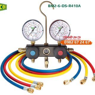REFCO BM2-6-DS-R410A - Đồng hồ sạc gas Thụy Sỹ