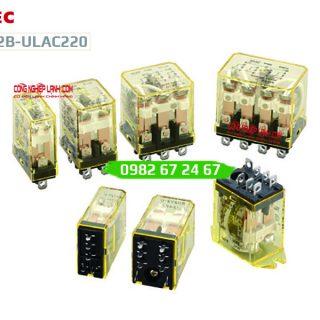 Relay kiếng IDEC RH2B-ULAC220 - 8 chân - 10A