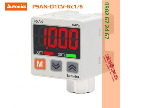 Cảm biến áp suất Autonics PSAN-D1CV-Rc1/8