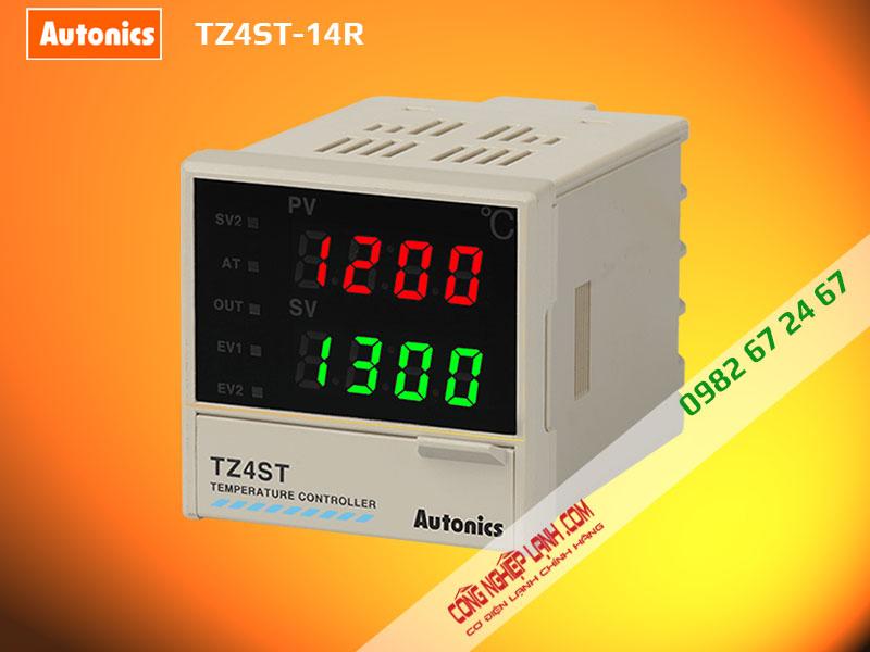 Autonics TZ4ST-14R - điều khiển nhiệt độ PID kép
